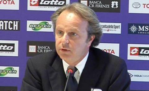 La Fiorentina attacca la Juve per il caso Berbatov: