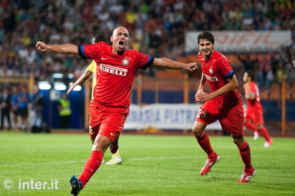 VIDEO - Uefa Europa League: rivivi le emozioni di Vaslui-Inter 0-2