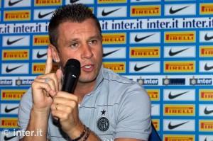 Cassano conferenza stampa