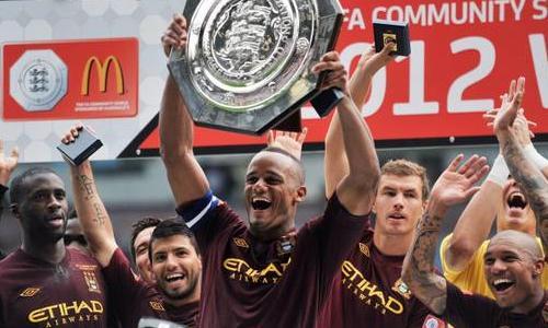 VIDEO - Il Manchester City batte il Chelsea e si aggiudica la <i>Community Shield</i>