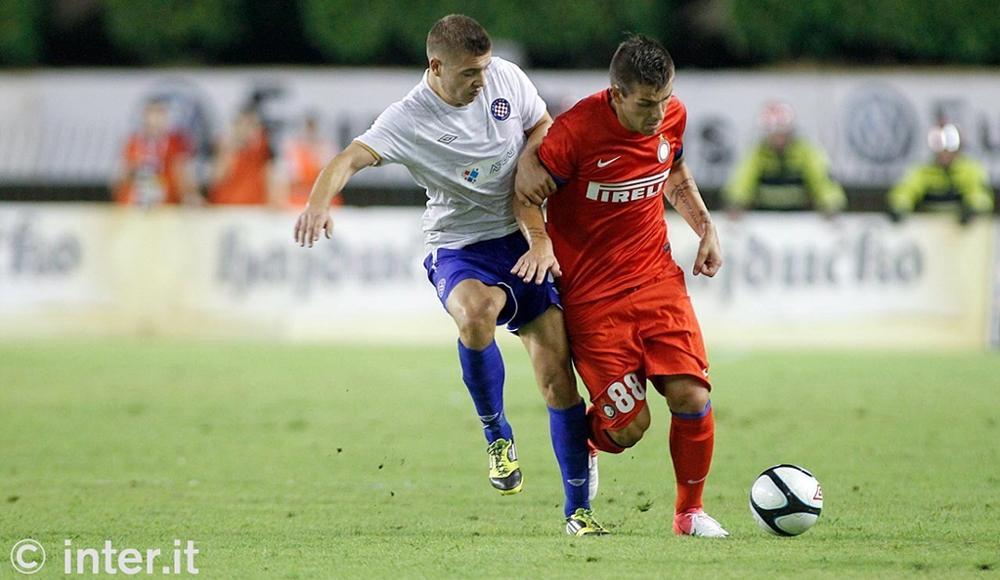 Marko Livaja esordio Hajduk Spalato-Inter