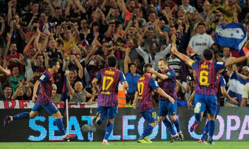 VIDEO - Supercoppa di Spagna: Vilanova batte Mou nel primo clasico della stagione