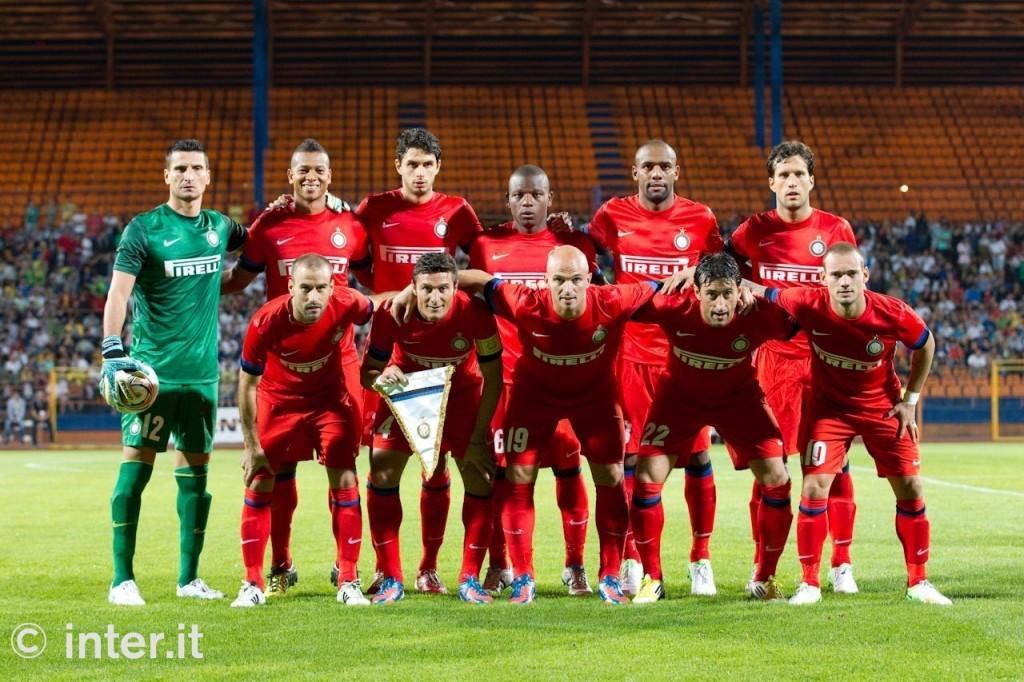 Vaslui-Inter 0-2, le pagelle