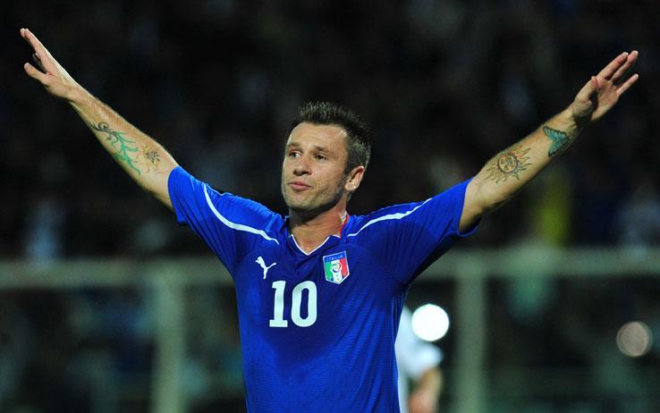 Antonio Cassano ad un passo dalla sua Inter