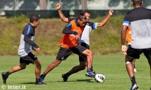 10 - Inter allenamento Pereira Guarin 28 settembre 2012