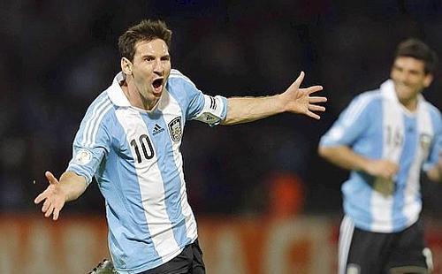 VIDEO - Di Maria, Higuain e Messi: 3-1 contro il Paraguay e l'Argentina vola