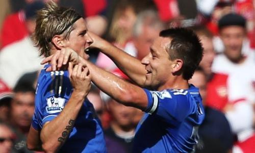 VIDEO - Chelsea inarrestabile: i <i>Blues</i> si aggiudicano il derby di Londra contro l'Arsenal