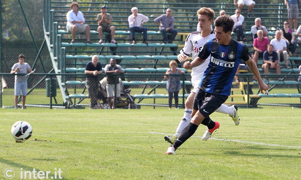 Primavera: Belloni castiga il Cesena. L'Inter fa 3 su 3