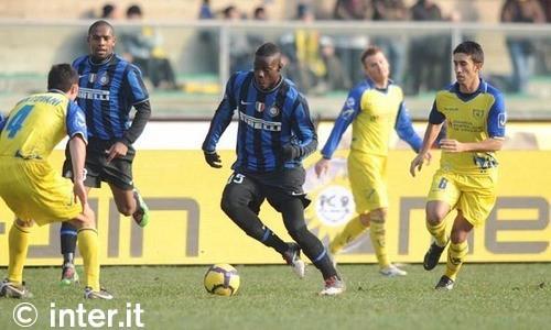 Chievo-Inter, i precedenti