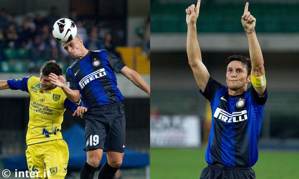 Chievo-Inter, le parole dei protagonisti