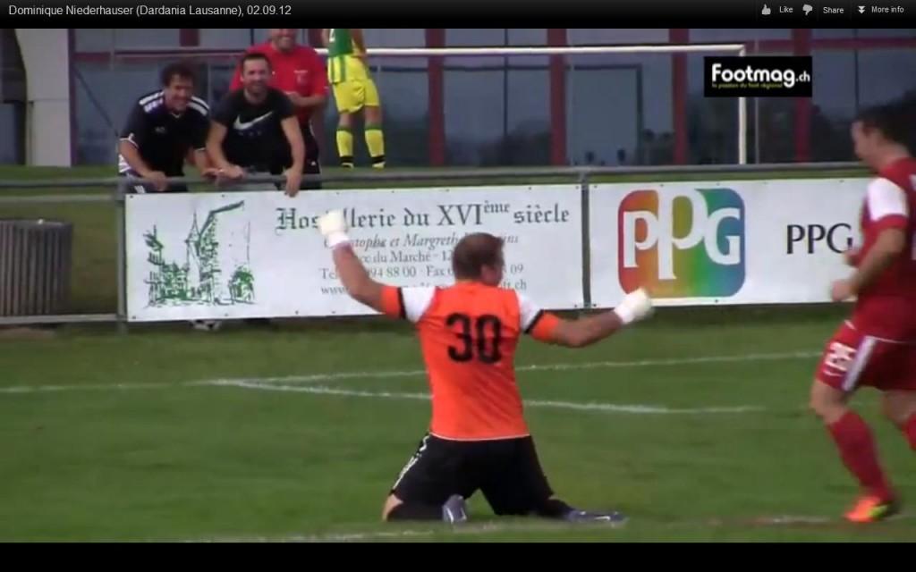 VIDEO - Un gol incredibile: stop di petto e fucilata da 65 metri. A segnarlo è...