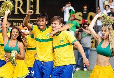 VIDEO - Neymar protagonista del nuovo tormentone verdeoro