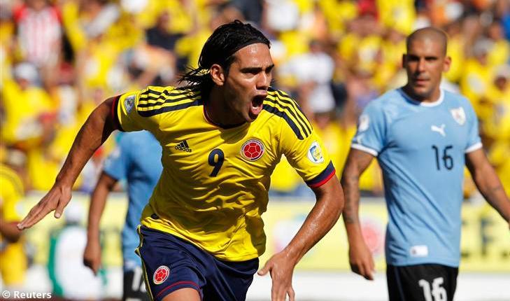 VIDEO - La Colombia di Guarin umilia l'Uruguay di Gargano e Pereira