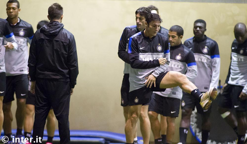 Inter-Fiorentina, i convocati: out Chivu, Palacio e Sneijder, c'è Cambiasso