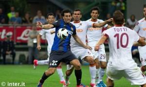 precedenti Inter Roma
