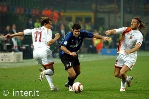 Inter-Roma, i precedenti
