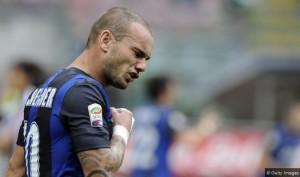 Inter-Siena Sneijder deluso