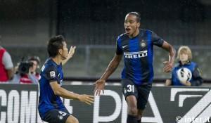 Nagatomo Pereira Chievo-Inter (2)