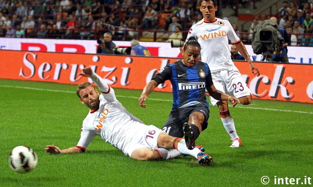 Alvaro Pereira, la nota positiva di Inter-Roma