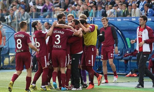 Europa League: l'identikit del Rubin Kazan