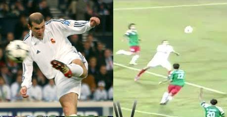 VIDEO - Shadi come Zidane: volèe sensazionale e palla nel 'sette'