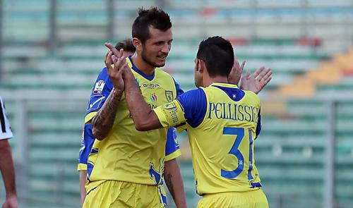 Chievo: Thereau, Di Michele e Rigoni in lotta per due maglie. Recuperato Dainelli