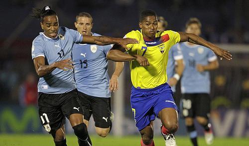 VIDEO - L'Uruguay di Pereira e Gargano non va oltre il pareggio contro l'Ecuador