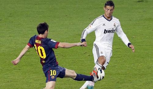 VIDEO - Botta e risposta Messi-Ronaldo: è pareggio tra Barcellona e Real Madrid