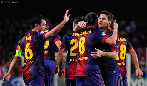 VIDEO - Champions League: il Celtic fa sudare il Barça ma Jordi Alba trova il guizzo da tre punti
