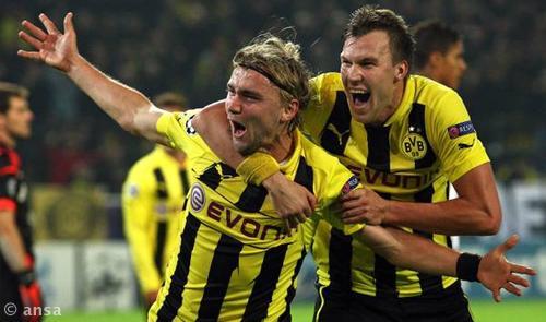 VIDEO - Questo Borussia è uno spettacolo: Real battuto e scavalcato in classifica