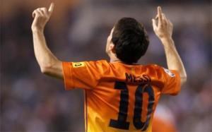 Deportivo-Barcellona Messi