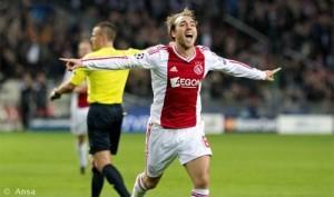Eriksen Ajax-Manchester City