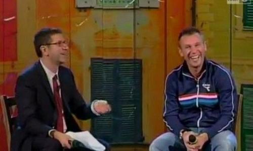 VIDEO - <i>FantAntonio</i> show da Fabio Fazio: frecciatine a Galliani e alla Juventus...