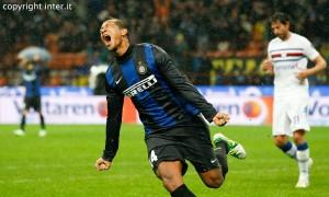 Guarin Inter-Sampdoria