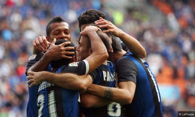 Quinto sigillo di Cassano e magia di Palacio. Inter a -1 dal secondo posto