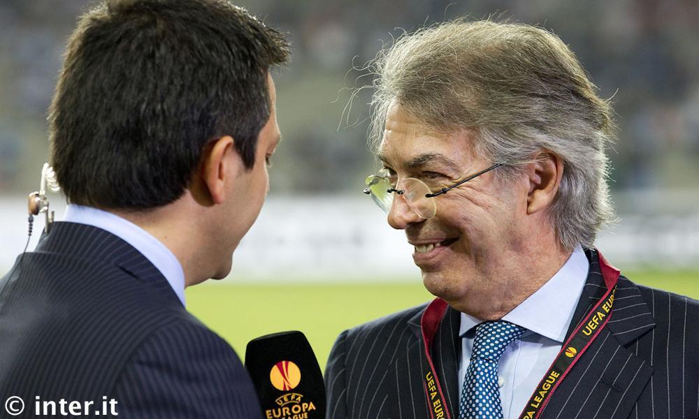 Moratti carica la squadra: