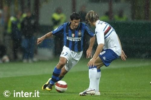 Inter-Sampdoria, i precedenti