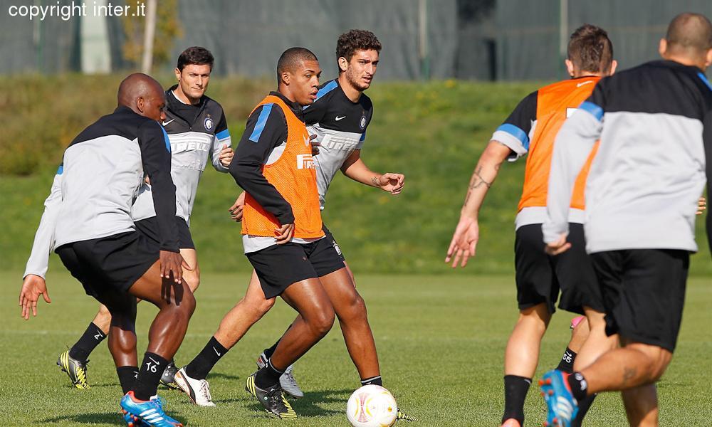 Inter-Partizan Belgrado, 21 convocati: Obi out per un fastidio muscolare