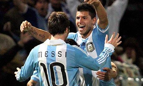 VIDEO - Messi e Aguero stendono l'Uruguay e la Seleccion vola...