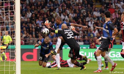 Milan-Inter 0-1: Samuel incorna il Diavolo