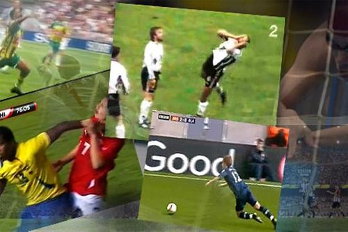 VIDEO - Ecco la top ten delle peggiori simulazioni della storia del calcio. C'è anche...