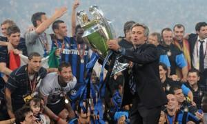 Mourinho Champions League 2010