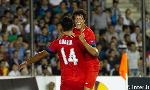 VIDEO - La <i>baby</i> Inter vince e convince contro il Neftçi