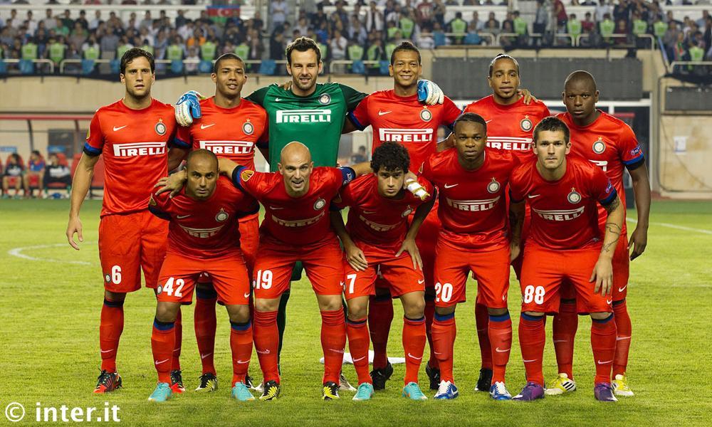 Neftçi-Inter 1-3, le pagelle