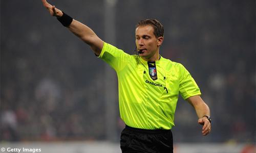 Sarà Paolo Valeri ad arbitrare il derby. L'anno scorso il fischietto romano...