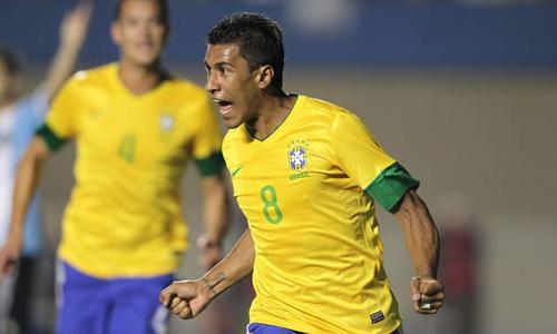 VIDEO - Il Brasile asfalta il Giappone: sblocca Paulinho, poi doppietta di Neymar e gol di Kakà