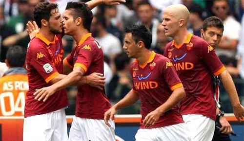 VIDEO - La Roma ritrova i tre punti contro l'Atalanta: 2-0 firmato Lamela-Bradley