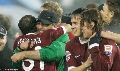 VIDEO - Europa League: nel gruppo H il Rubin Kazan tiene il passo dell'Inter