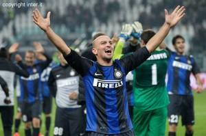 Cambiasso Juventus-Inter 1-3