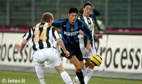 Juventus-Inter, i precedenti